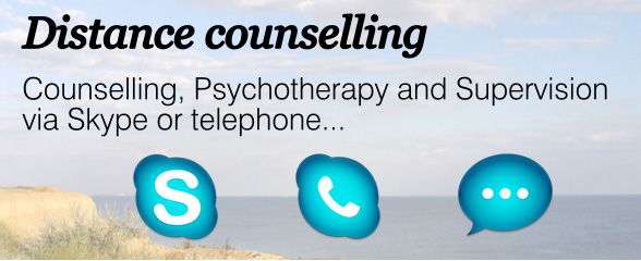 Distance Counselling, Psychotherapy & Supervision